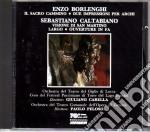 Enzo Borlenghi - Il Sacro Cammino cd musicale di Caltabiano