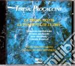 Procaccini La Prima Notte cd musicale di Procaccini