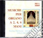 Comasco / Almasio / Bossi/ Andere - Musiche Per Organo cd musicale di Artisti Vari