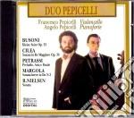 Musica Per Violoncello Del Novecento Ita cd musicale di Pepicelli af. -vv.aa