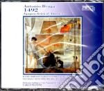1492,epopea lir.d'america - piantini cd musicale di A. Braga