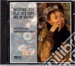 Musiche per fl e arpa - mugnolo,bonelli cd musicale di Artisti Vari