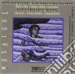 Mosaique(comp.e trascr.per fl e clav) cd musicale di Artisti Vari