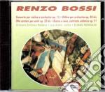 Comp.per archi-aretini,ersak, frontalini cd musicale di R. Bossi