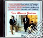 Musica Da Camera  Romantica Con Chitarra cd musicale di Giuliani m. -vv.aa.