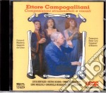 Campogalliani Musica Da Camera cd musicale di E. Campogalliani