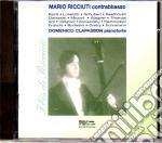 Bottesini / Franchi / Schubert / Franz / Gallignani - Reverie, Tarantella, Ave Maria, Ninna Nanna cd musicale di Ricciuti m. -vv.aa.