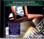 Stefano Gobatti - Brani Da I Goti, Luce, Massias cd musicale di S. Gobatti