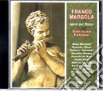 Margola Musica Da Camera Con Flauto cd musicale di F. Margola