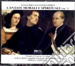 Cantate morali e spirituali op.1-vartolo cd musicale di G.a. Perti