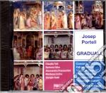 Portelli Graduali cd musicale di J. Portell