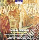 Nicolas Gombert - A La Incoronation cd musicale di Gombert - vv.aa.