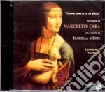 Fiamma amorosa et bella - cons.veneto cd musicale di Cara Marchetto