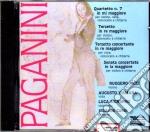 Niccolo' Paganini - Musica Da Camera cd musicale di Paganini
