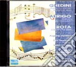 Quartetto per archi cd musicale di Rota