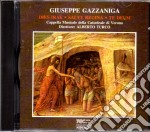 Giuseppe Gazzaniga - Dies Irae - Salve Regina - Te Deum cd musicale di G. Gazzaniga