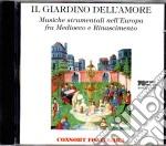 Musica Strumentale  Fra Medioevo E Rinas cd musicale di Artisti Vari