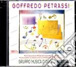 Goffredo Petrassi - Musica Da Camera cd musicale di G. Petrassi