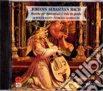 Bach Sonate Per Viola Da Gamba Nn.1-3 cd musicale di Johann Sebastian Bach