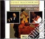 Luigi Boccherini - Sonate Per Arpa E Flauto Op. 5 Nn. 1-2-4 cd musicale di Boccherini