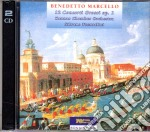 Marcello Concerti Grossi Op.1 cd musicale di B. Marcello