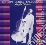 Musica Per Quattro Contrabbassi cd musicale di Artisti Vari