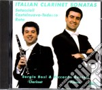 Sonate Italiane Del Novecento Italiano cd musicale di Etc Setaccioli/rota