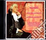 Georg Friedrich Handel - Arie Per Castrato: Rinaldo, Rodelinda, Partenope, Ariodante, Aci E Galatea, Arianna In Creta cd musicale di Handel