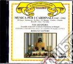 Music For A Cardinal- Suono Del Concilio Vol 3 cd musicale di Artisti Vari