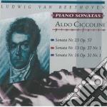 Beethoven Sonate Per Pianoforte Vol.8 cd musicale di Beethoven