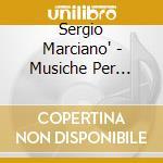 Integrale per organo - s.marciano' cd musicale di Sergio Marciano'