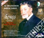 Complete songs cd musicale di Tosti f p