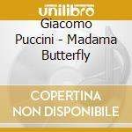 Madama butterfly (opera completa) cd musicale di Puccini