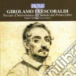 Vartolo Sergio - Toccate E Partite cd musicale di Girolamo Frescobaldi