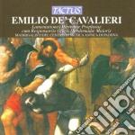 Musica Antica Di Padova - Lamentationes cd musicale di De' cavalieri emilio