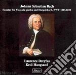 Gini R. - Sonate A Viola Da Gamba cd musicale di Bach johann sebastian