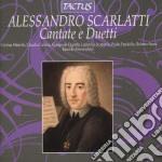 Ensemble Concerto Italiano - Cantate E Duetti cd musicale di Domenico Scarlatti