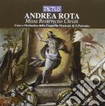 Missa resurrectio christi cd musicale di Andrea Rota