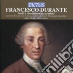 Francesco Durante - Studi E Divertimenti cd musicale di Durante