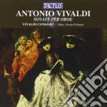 Vivaldi Consort - Sonate Per Oboe cd musicale di Antonio Vivaldi