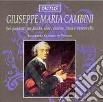Accademia Classica Di Venezia - Sei Quintetti cd musicale di Cambini