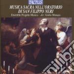 Musica sacra nell'ratorio di s cd musicale di Artisti Vari
