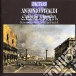 Opera per traversiere rv 431,783 cd musicale di Antonio Vivaldi