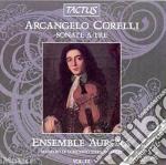 Il Ruggiero - Opera Iv - Sonate Da Camera cd musicale di Arcangelo Corelli