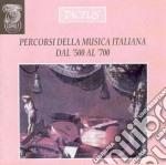 Musica Italiana cd musicale di Artisti Vari