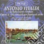 I Filarmonici - I Filarmonici-opera X cd musicale di Antonio Vivaldi