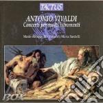 Modo Antiquo - Concerti Per Molti Istromenti cd musicale di Antonio Vivaldi