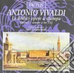 I Filarmonici - Opera I cd musicale di Antonio Vivaldi