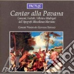 Consort Veneto - Consort Veneto-cantar Alla Pavana cd musicale di Artisti Vari