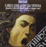 Ensemble Arte-musica - Quarto Libro De' Madrigali cd musicale di Gesualdo